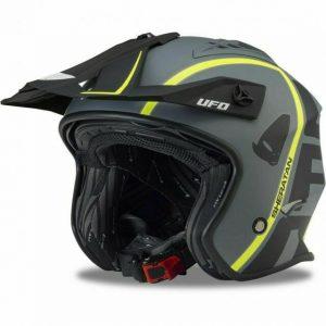 Casco moto jet UFO SHERATAN