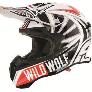 Casco moto AIROH JUMPER WILD WOLF