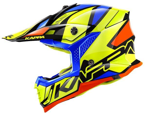 Casco moto cross KAPPA KV 39 REVERSE