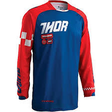 Maglia THOR PHASE JERSEY